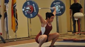 2011 Weightlifting Junior nationals 2011